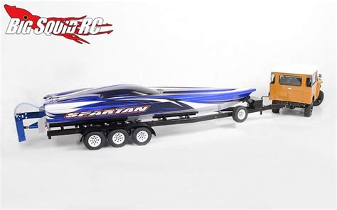 Traxxas Rc Boat Trailer by Rc4wd Bigdog Triple Axle Boat Trailer 171 Big Squid Rc Rc