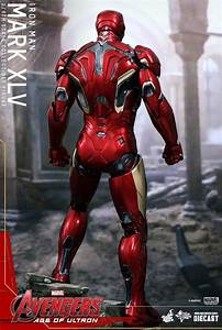 Hot Toys Iron Man Mark 45 Die-Cast Figure Up for Order ...