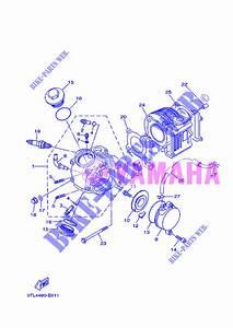 Cylinder For Yamaha Al115c Mio 2007   Yamaha