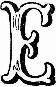 """letter+""""e""""   Decorative Letter E   ClipArt ETC   Lettering ..."""
