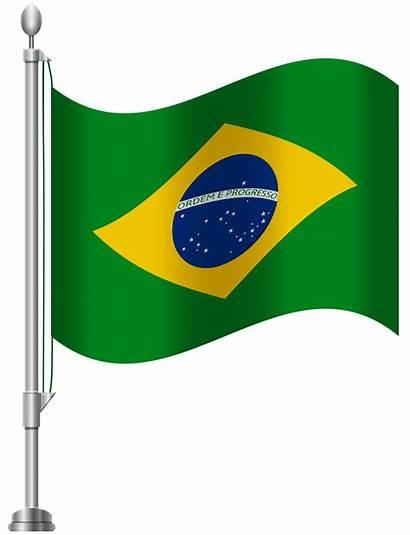 Brazil Flag Clip Clipart 1854 Clipartpng Downloads