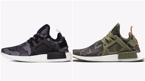the adidas nmd xr1 duck camo pack is available now arch usa
