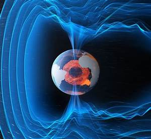 Space in Images - 2013 - 11 - Earth's magnetic field