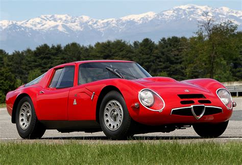 Alfa Romeo Giulia Tz2 1965 alfa romeo giulia tz2 specifications photo price