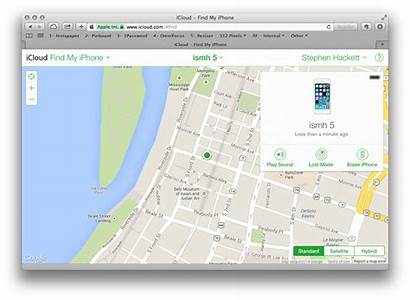 Iphone Lost Phone Web Device Tip Quick
