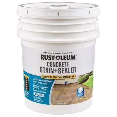 Rust Oleum Decorative Concrete Coating Sunset by Rust Oleum Concrete Basement Garage Floor Paint