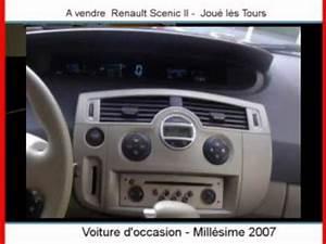 Renault Joué Les Tours : achat vente une renault scenic ii jou l s tours youtube ~ Gottalentnigeria.com Avis de Voitures
