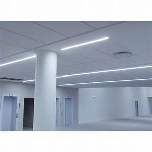 Climatisation Encastrable Plafond : luminaire led en bande encastrable chemin lumineux ~ Premium-room.com Idées de Décoration