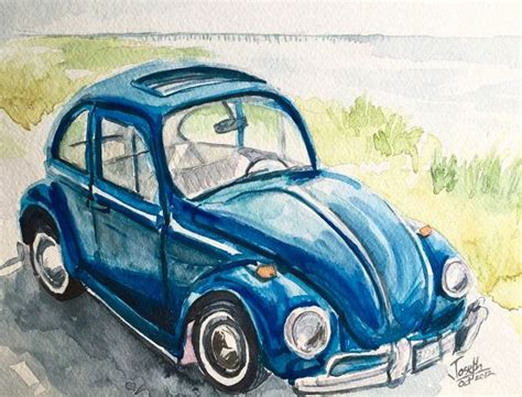Painted Art Car  Wwwimgkidcom  The Image Kid Has It