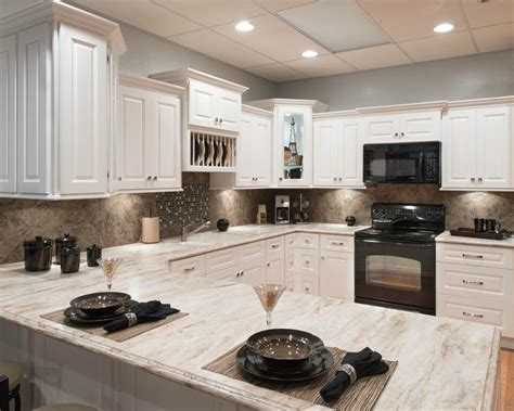 10x10 kitchen cabinets under 1000 aspen white rta cabinets 10 x 10 kitchen ebay