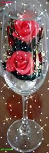 Die Schönsten Gartenbäume : roses in a glass a pinterest rose bewegliche bilder ~ Michelbontemps.com Haus und Dekorationen