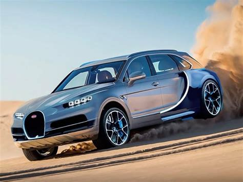 What Do You Think About A Full Size Suv Based On A Bugatti