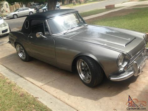 66 Datsun Roadster by 1966 Datsun Roadster