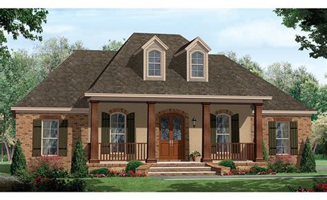 one house plans with porch 23 cool one house plans with porches building