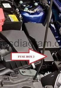 2013 Mazda 3 Fuse Box Diagram