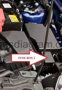 Fuse Box Mazda 3 2008