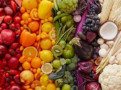 colorful fruit colorful vegetable recipes food network food network