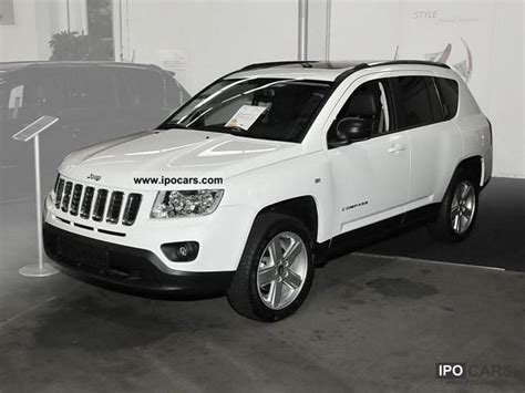 jeep compass sunroof 2011 jeep compass series 5 limited navi sunroof leather