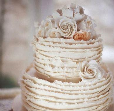 ruffle wedding cake wedding ideas wedding trends