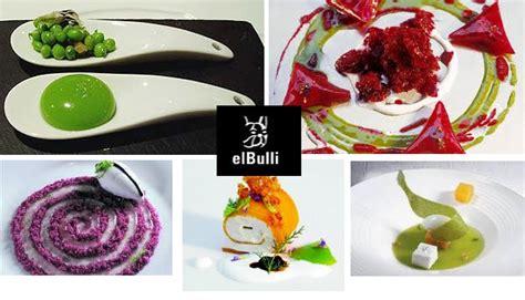 restaurant cuisine moleculaire elbulli le meilleur restaurant du monde ferme ses portes