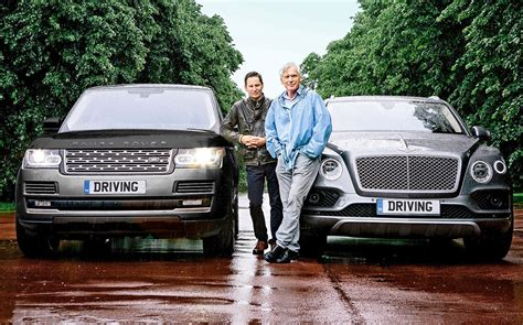 Driving Range For Sale Uk by Test New Bentley Bentayga Suv V Range Rover Svautobiography