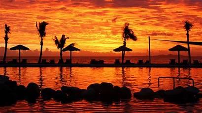 Fiji Island Sunset Wallpapers Denarau Wiki Epic