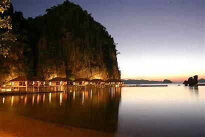 Nido Palawan Lagen Cottages Dusk Resorts Rating