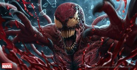 Carnage Is Coming Can't Wait For The Rrated Venom Movie