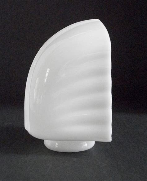vintage milk glass bathroom light fixture by lakesidecottage