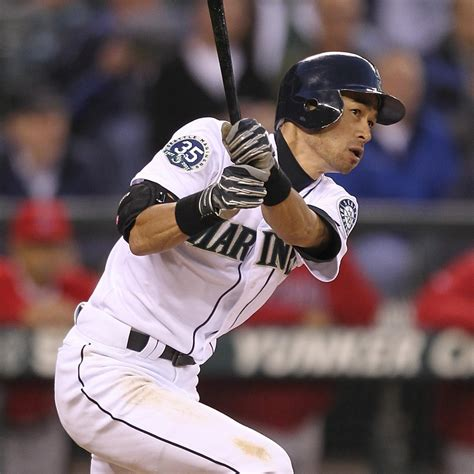 Ichiro Suzuki Batting Average by Seattle Mariners How Is The Ichiro Suzuki Batting Third