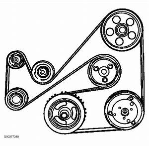 2009 Ford Focus Serpentine Belt Diagram