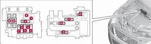 Volvo V60  2011 - 2018  - Fuse Box Diagram