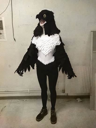 Halloween Costume Cosplay Mask Harpy Bird Masks