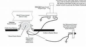 Push Button Starter Switch Wiring Diagram  U2014 Untpikapps