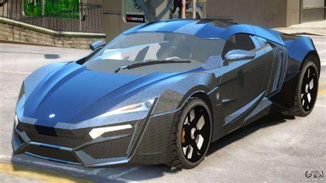 Lykan HyperSport Upd B2 for GTA 4