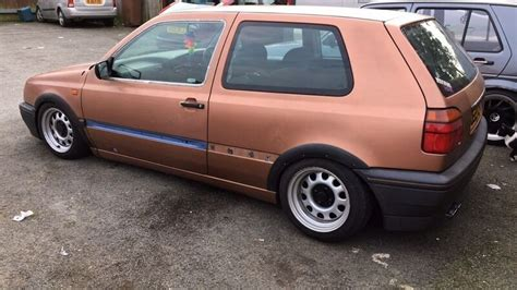 Mk3 Golf, Modified, Stance,lowered Need Gone