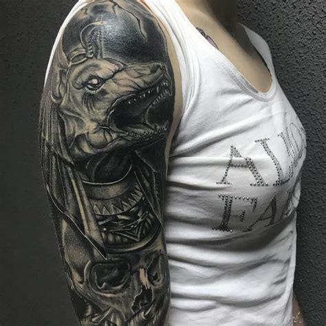 Horus And Anubis Tattoo  Wwwpixsharkcom Images