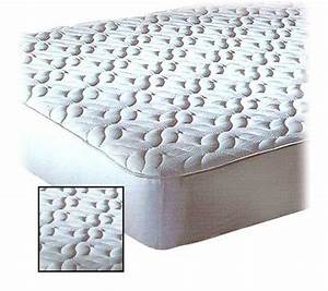 quilted top mattress pad twin xl page 1 qvccom With best twin xl mattress pad