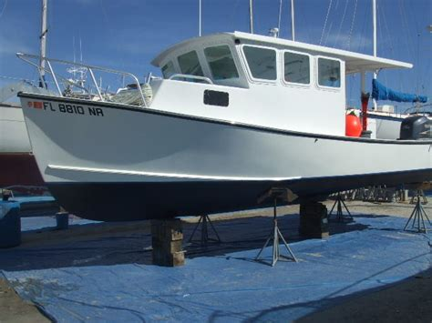 Commercial Fishing Boats For Sale by 27 Custom Commercial Pleasure Boat The Hull