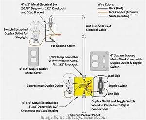 8 New Single Pole Switch Wiring Diagram Light Collections