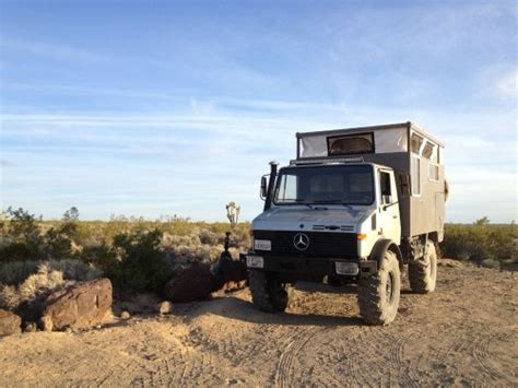 unimog  expedition camper  sale campers  sale