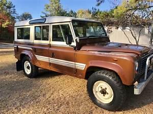 Land Rover Macon : land rover defender 110 v8 county in usa ~ Medecine-chirurgie-esthetiques.com Avis de Voitures
