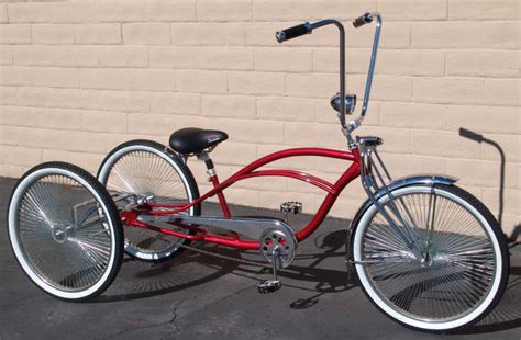 Bike Parts To Make Bicycles Look Good. Custom Bicycles And