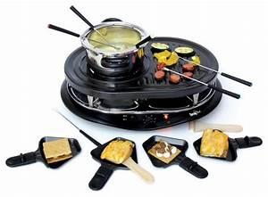 Raclette Fondue Set : koolatron total chef raclette grill w fondue reviews ~ Michelbontemps.com Haus und Dekorationen