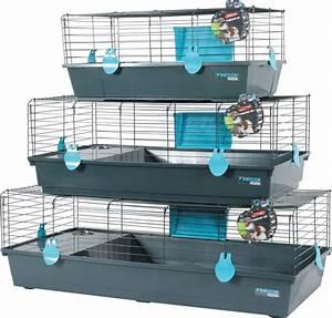 Cage A Cochon D Inde : cage indoor pour lapin cochon d 39 inde bleue grise cage ~ Dallasstarsshop.com Idées de Décoration
