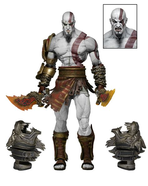 Discontinued God Of War Iii 7 Scale Action Figure