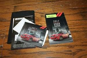 2017 Dodge Grand Caravan Owners Manual With Case Dod1903