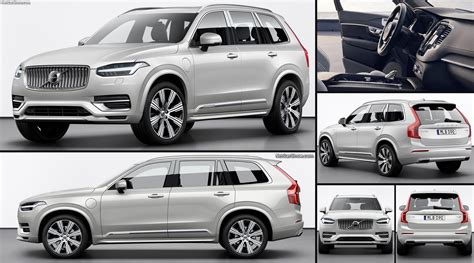 Volvo Xc90 2020 Model by Volvo Xc90 2020 Pictures Information Specs