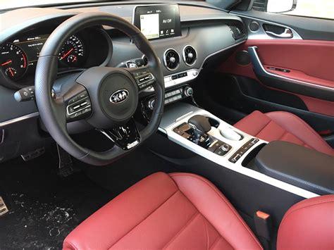 Auto Interior by Toyota Camry Kia Stinger Win Best Car Interior Award