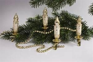 Weihnachtskugeln Glas Lauscha : 4 kerzen eis champagner gold onlineshop f r ~ A.2002-acura-tl-radio.info Haus und Dekorationen
